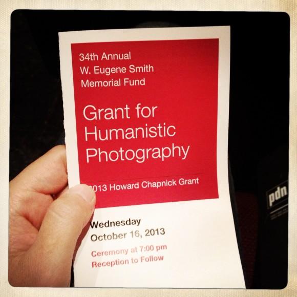 34° Premio W. Eugene Smith per la fotografia umanitaria