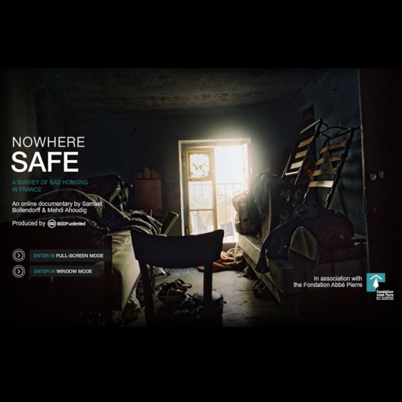 Documentario: À l'abri de rien /  Nowhere Safe (ITA | ENG)