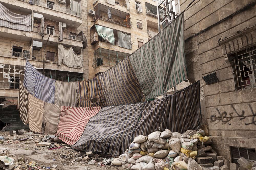 Veiled Aleppo