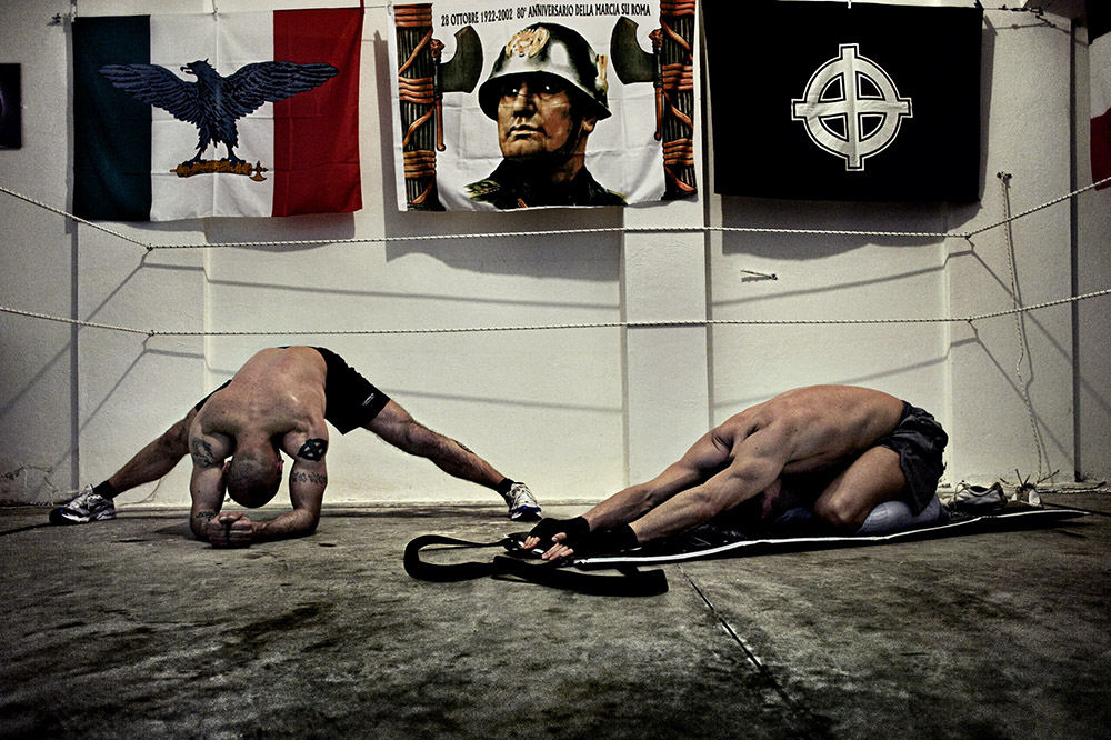 Fever - The Awakening of European Fascism 2009 - 2013 /  © Paolo Marchetti
