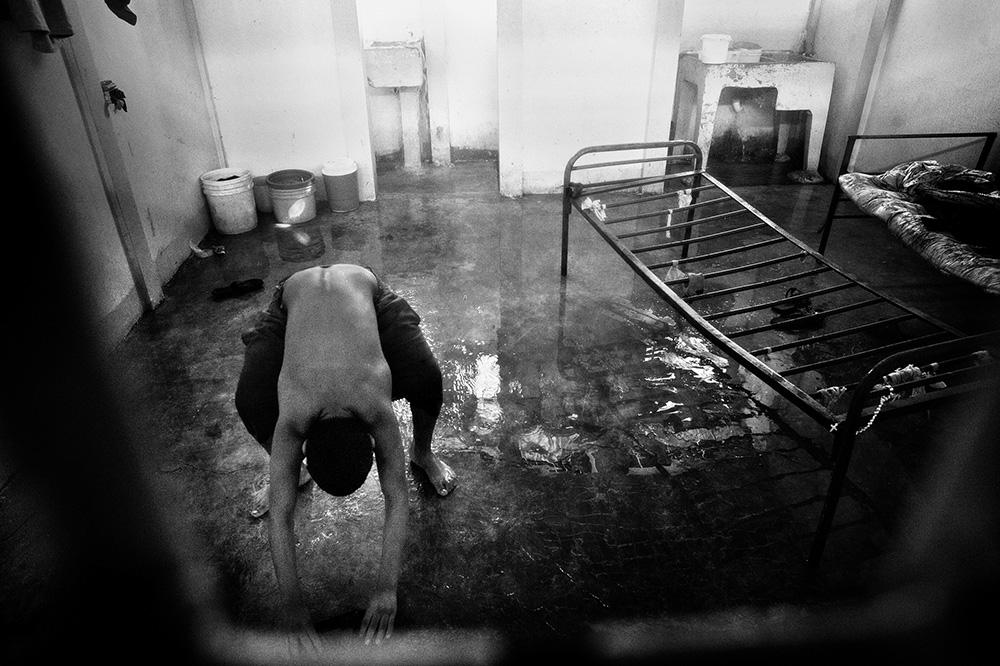 Interrupted - Nicaragua Juvenile Prisons /  © Paolo Marchetti