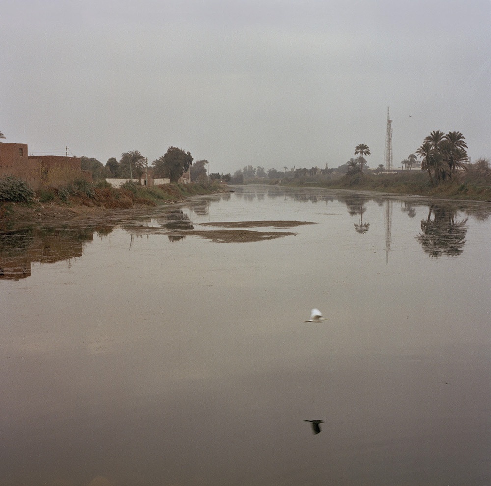 El Dessamy, Egypt, 2012. The river Nile.