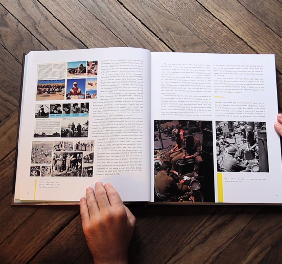"Catalogo: Mostra ""Capa in color"" (ITA 