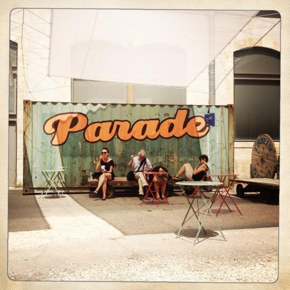 Parade, Les Rencontres d'Arles 2014 – diary
