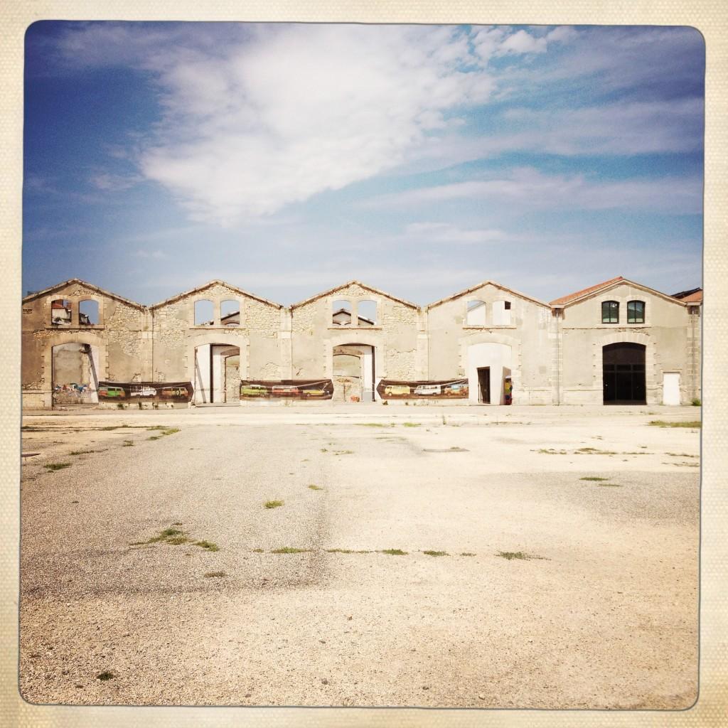 Les Rencontres d'Arles 2014, Atelier des Forges. Foto © Mariateresa dell'Aquila.