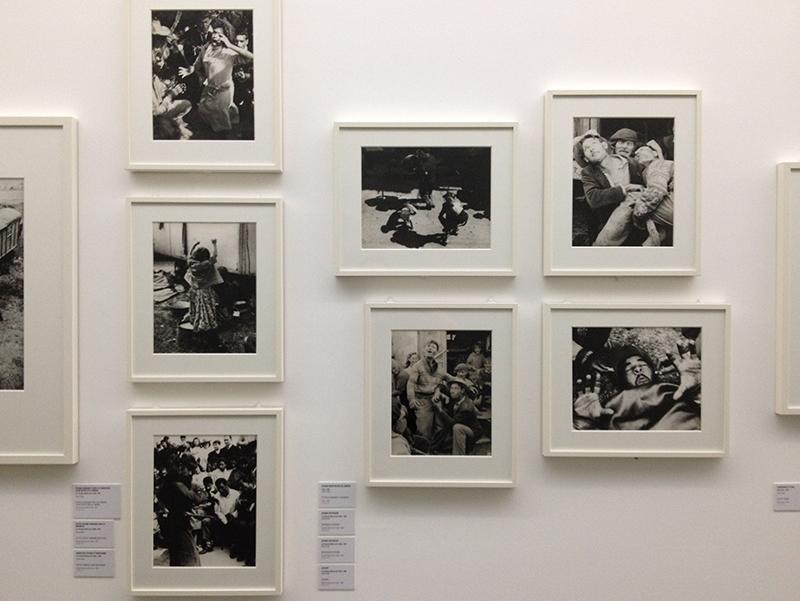 Les Rencontres d'Arles 2014. Lucien Clergue, Musée Réattu. Foto © Gabriele Magazzù