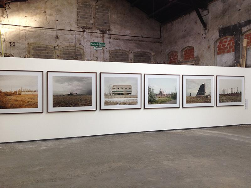Les Rencontres d'Arles 2014. Prix Picte retrospective: Nadav Kander. Magasin électrique. Foto © Gabriele Magazzù