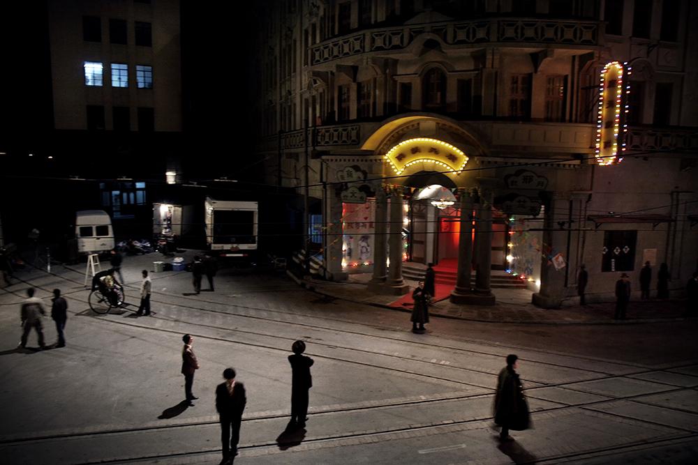 Cinema Mundi - Cina. © Stefano De Luigi