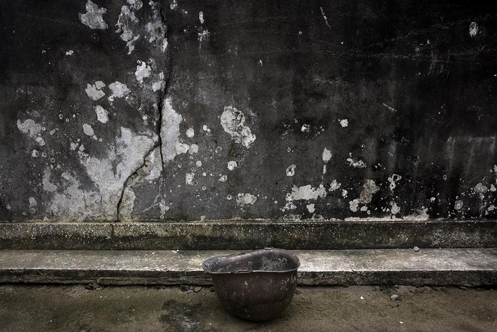 T.I.A. - Comunità Tortoise, Monrovia, Liberia - Ottobre 2008. © Stefano De Luigi