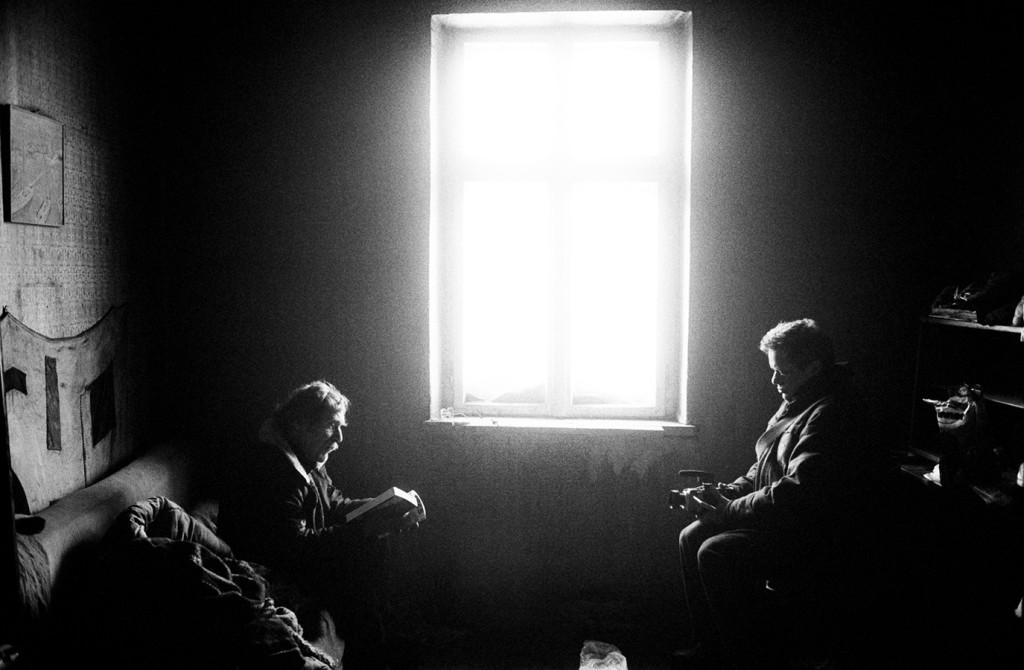 Adam and Piotr. Krakow, Poland. 2009. © Lorenzo Castore