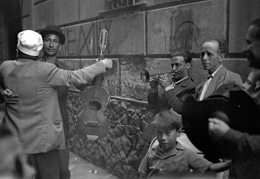 Federico Patellani, Palermo, 1947 © Federico Patellani - Regione Lombardia/Museo di Fotografia Contemporanea.