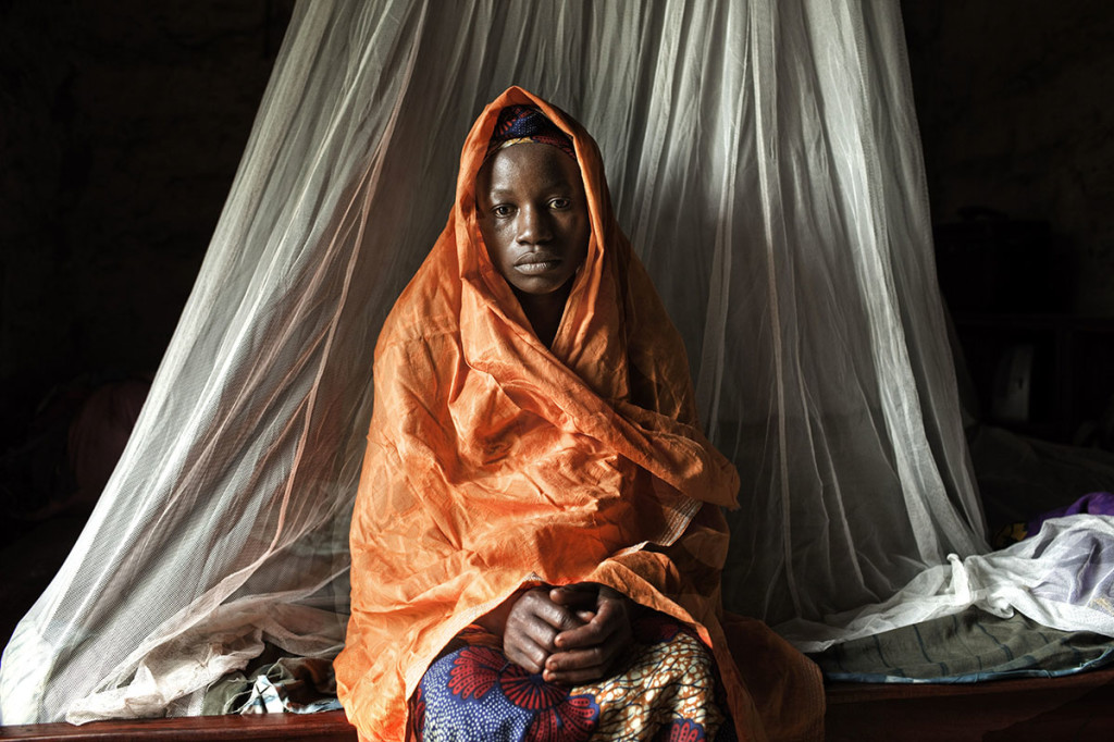 Bokariah, Guinea, for UNICEF © Marco Di Lauro / Reportage by Getty Images