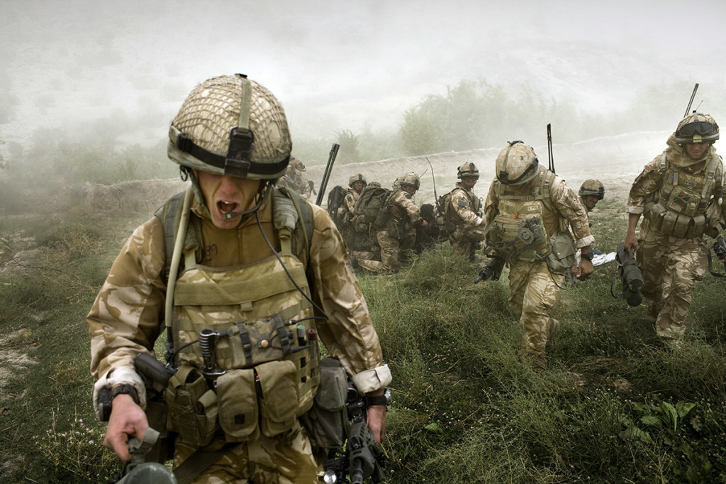 """Afghanistan """"War"""" © Marco Di Lauro / Reportage by Getty Images"""
