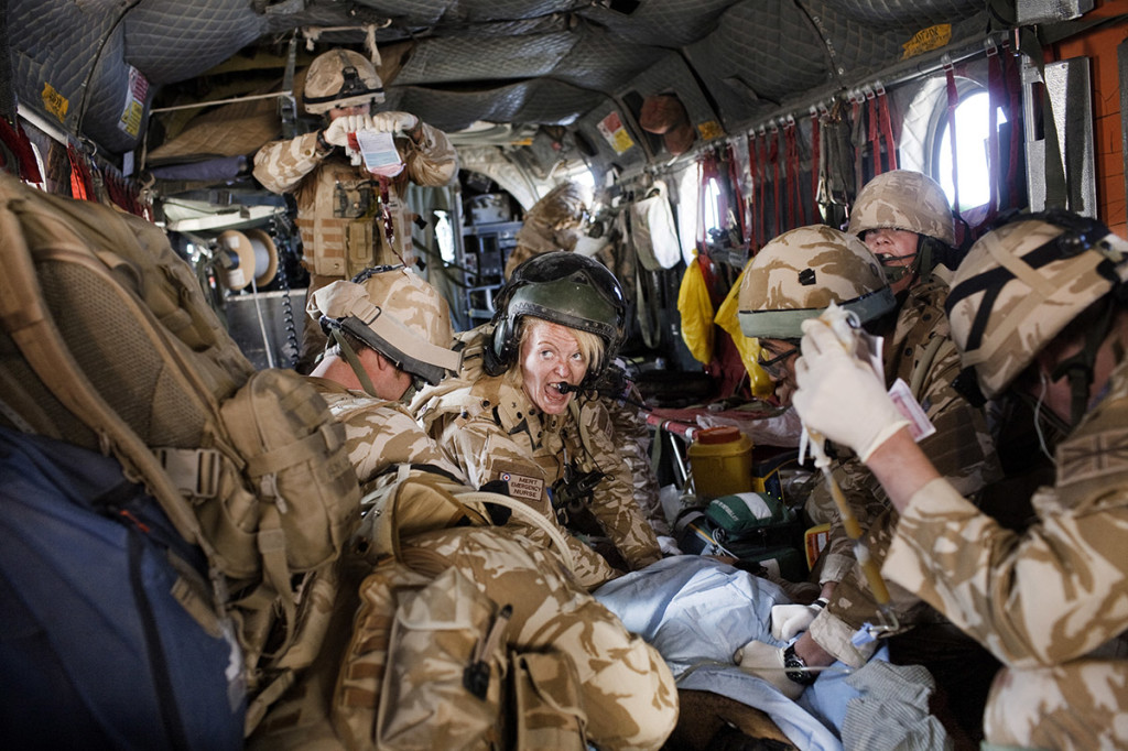 """Afghanistan, """"Casualties of The Nameless"""" © Marco Di Lauro / Reportage by Getty Images"""