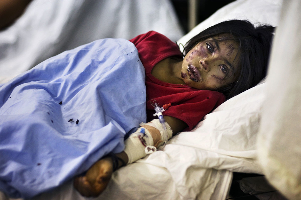 British Field Hospital, Helmand Province, Afghanistan © Marco Di Lauro / Reportage by Getty Images