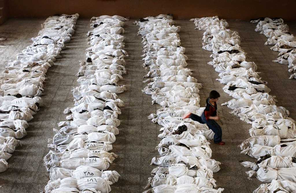 Al Musayyib mass grave, Iraq © Marco Di Lauro / Reportage by Getty Images