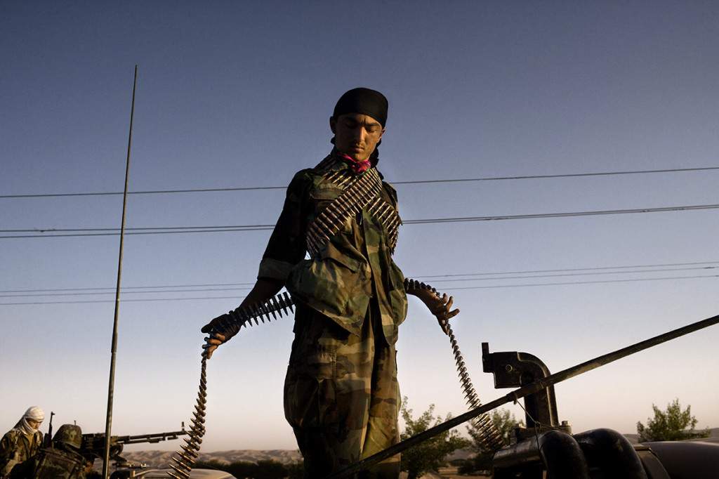 Helmand Province, Afghanistan – May 31, 2007 © Marco Di Lauro / Reportage by Getty Images