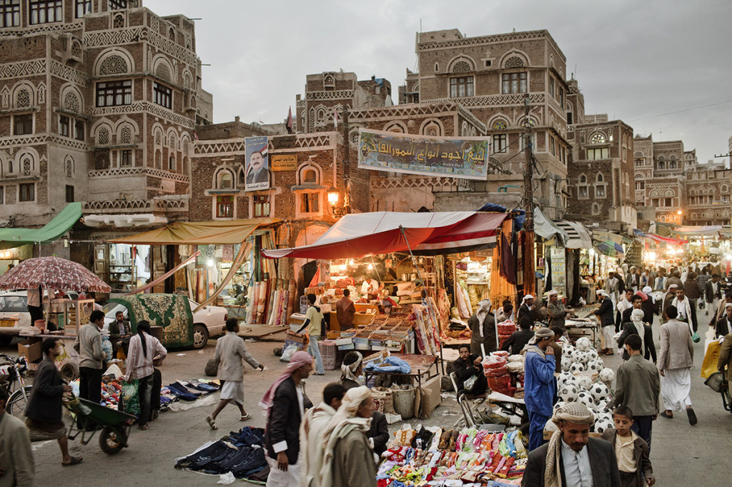Yemen assignment for Outside Magazine © Marco Di Lauro / Reportage by Getty Images