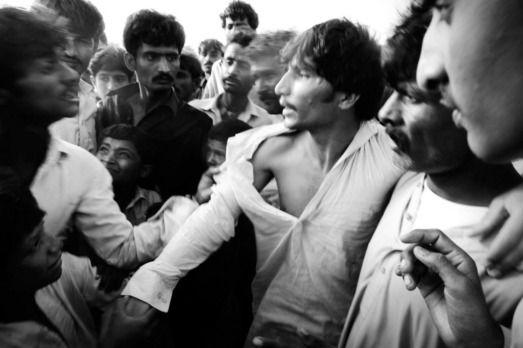 Thatta, Pakistan, 6-9-2010 © Massimo Berruti