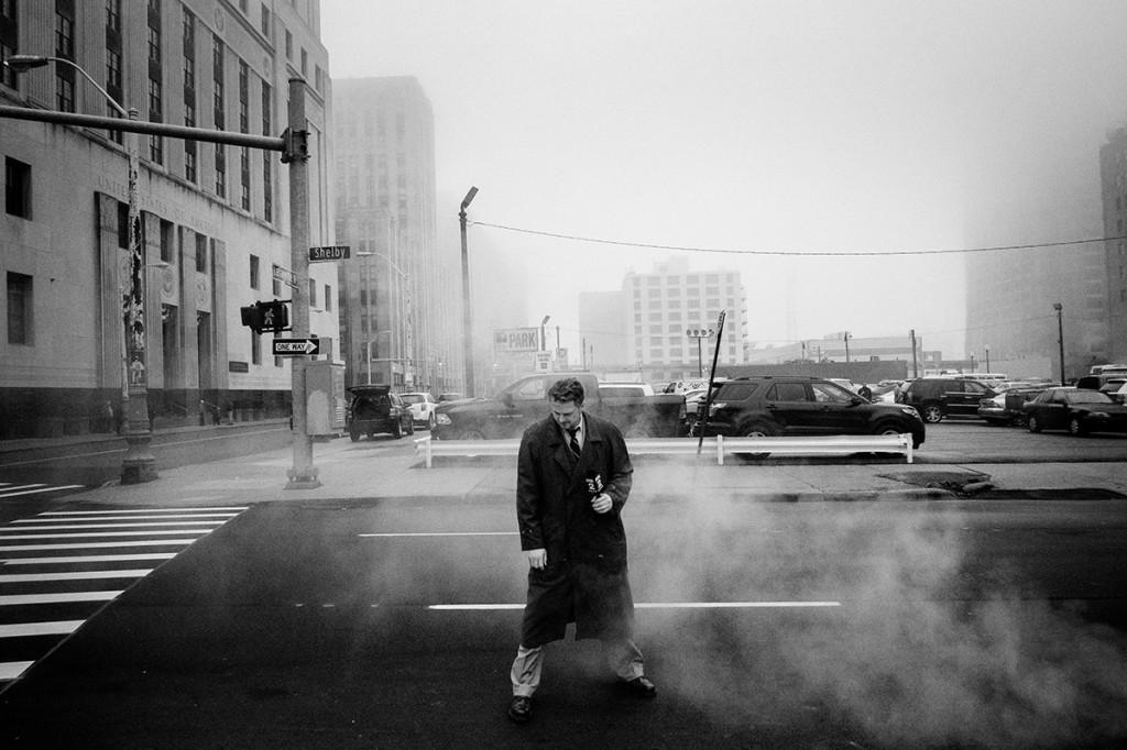 Detroit, USA, 15/11/2012 © Massimo Berruti