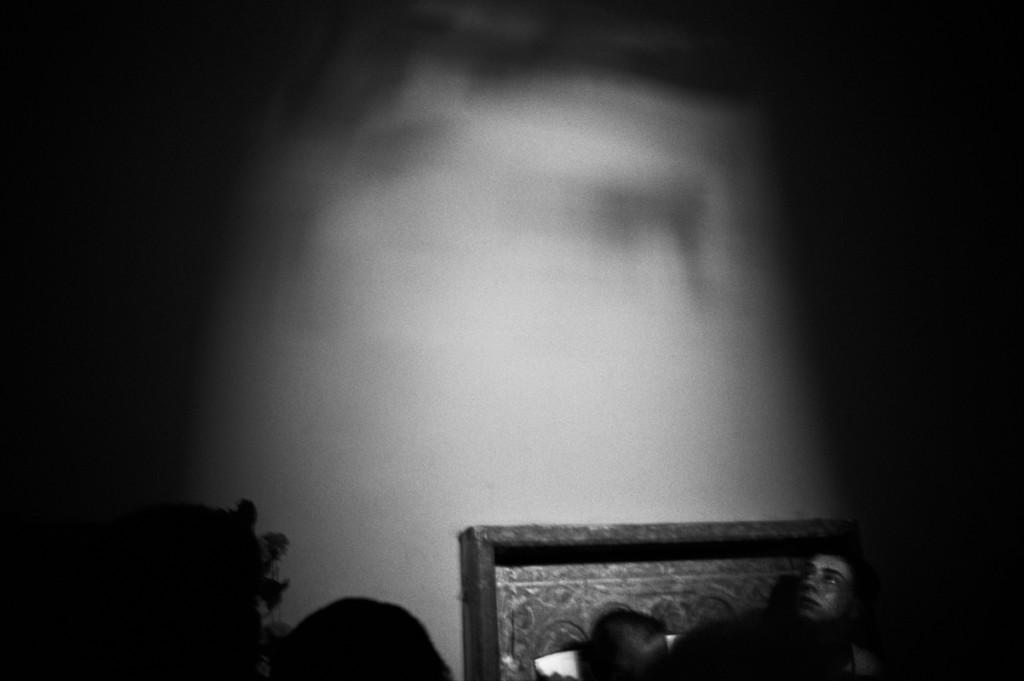 Qaraqosh, Iraq. Le celebrazioni per il martirio di Mar Shimun, uno dei primi martiri cristiani, ucciso con i suoi sette figli perchè aveva rifiutato di convertirsi all'Islam. Novembre 2012. © Linda Dorigo