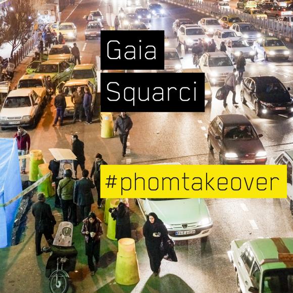 #Phomtakeover – #1 – Gaia Squarci