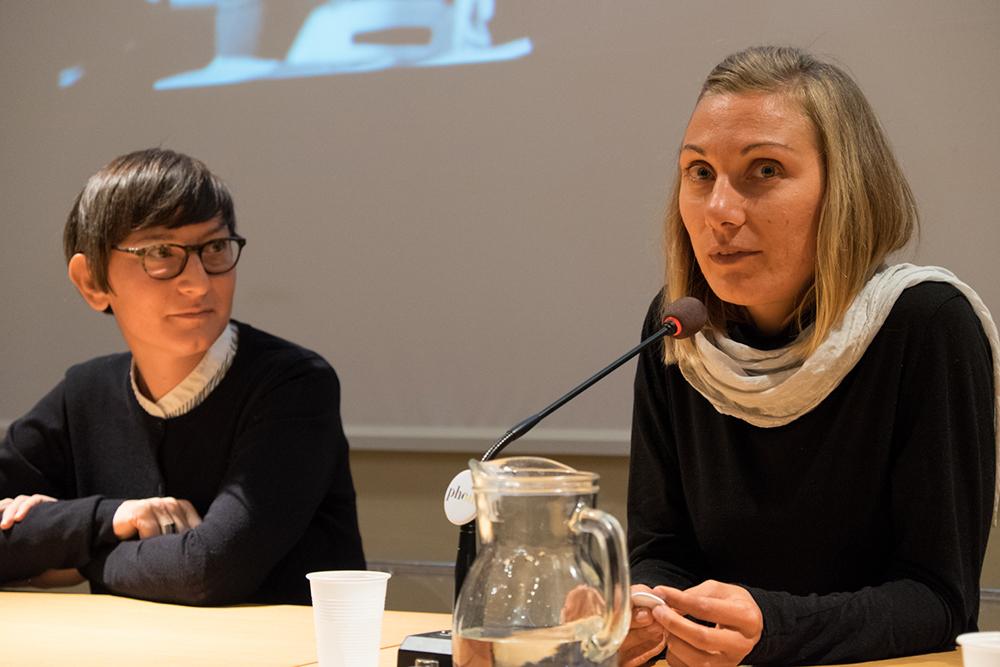 Giulia Bianchi e Linda Dorigo @ Fotografia Etica. © Marco Marucci