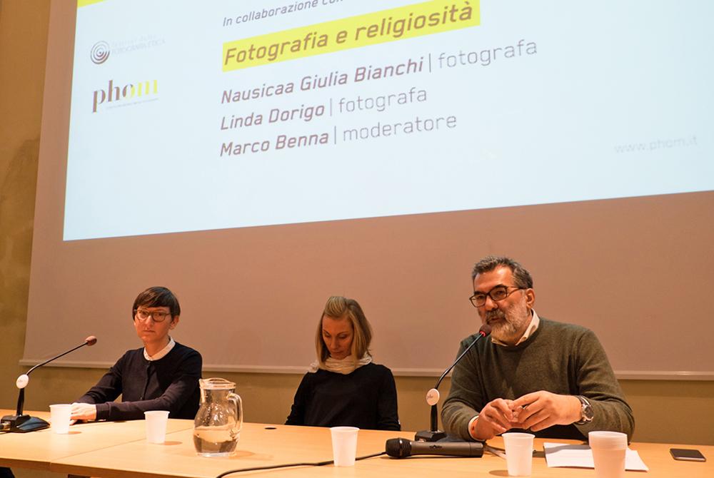 Giulia Bianchi, Linda Dorigo, Marco Benna @ Fotografia Etica. © Marco Marucci