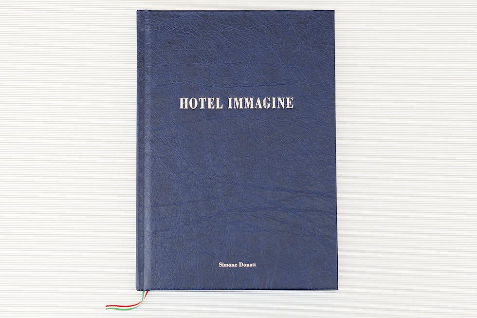 Hotel Immagine, cover. © Simone Donati / TerraProject