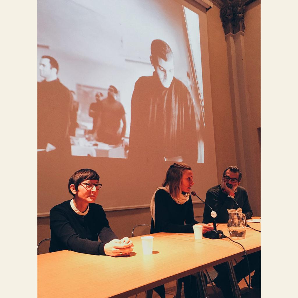 Giulia Bianchi, Linda Dorigo, Marco Benna @ Fotografia Etica. © Gabriele Magazzù