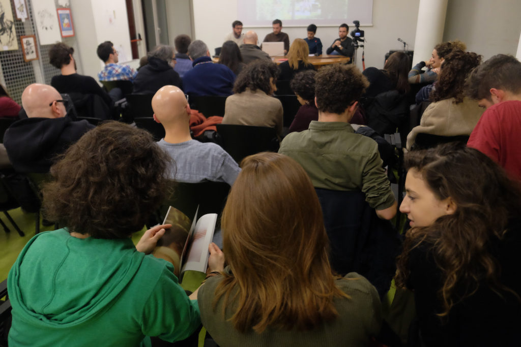 Il pubblico della serata. © Marco Benna / Phom
