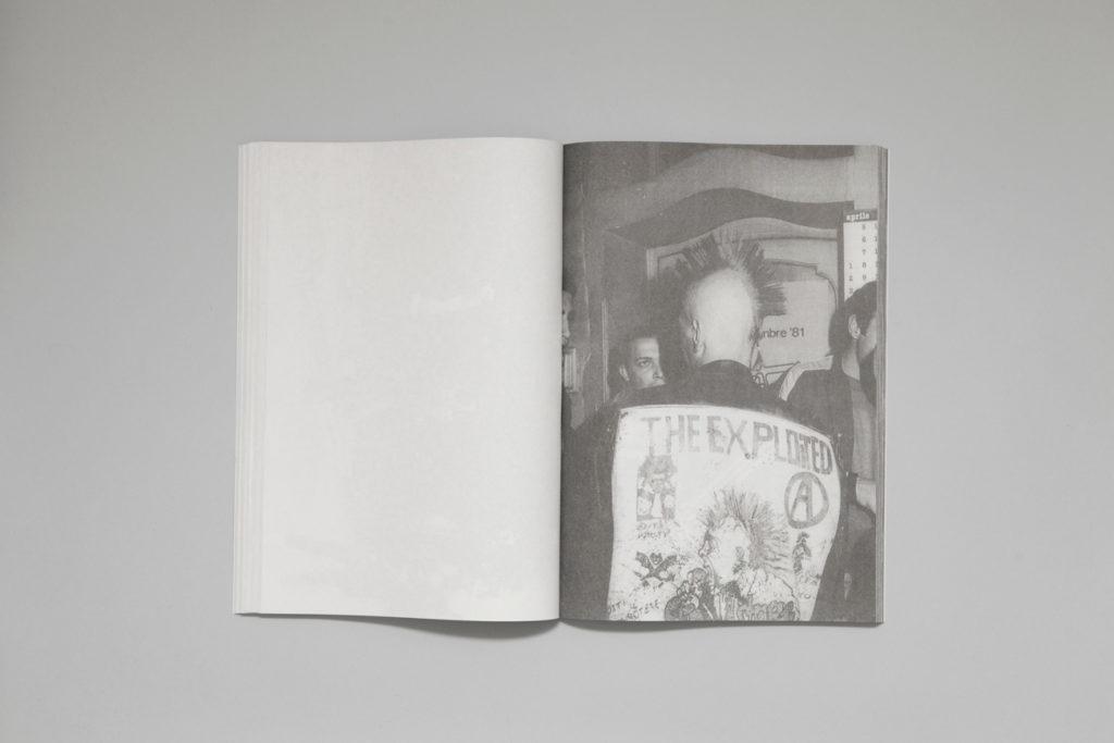 Antonio Amato, Genova 1981 - 1983. © Yard Press