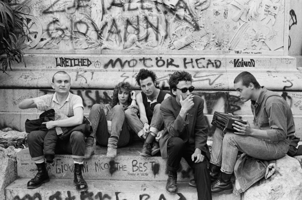 Fabio Sgroi, Palermo 1984 - 1986, Early works. © Yard Press