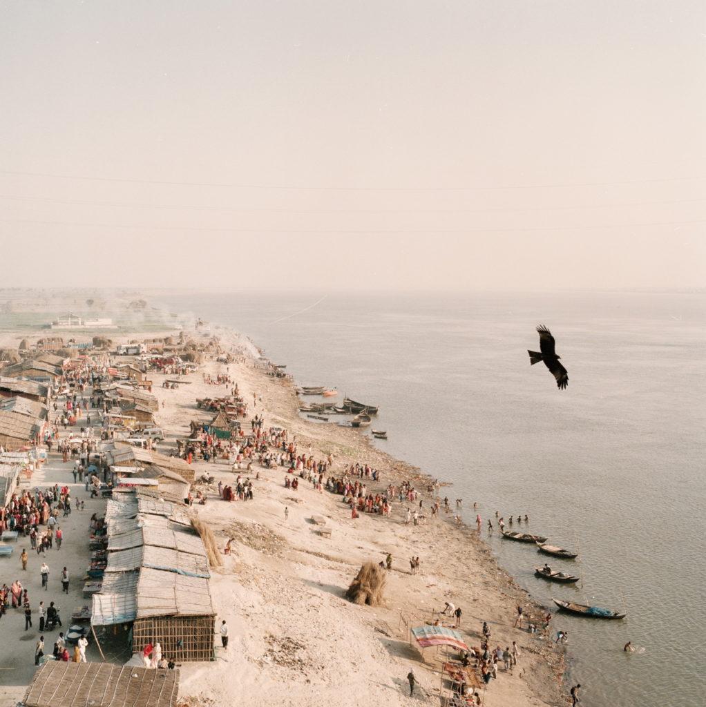 Lungo le rive del Gange, India, 2014 - © Giulio Di Sturco.
