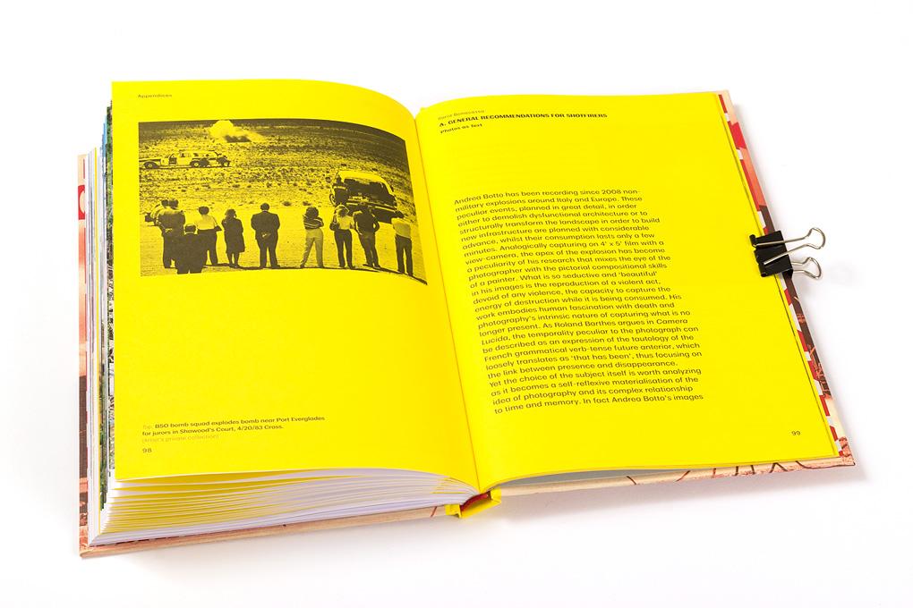 Andrea Botto, KA-BOOM The Explosion of Landscape, testi di Ilaria Bonacossa, Marta Dahò, Marco Navarra, Lars Willumeit, Parigi,  Èditions Bessard 2017