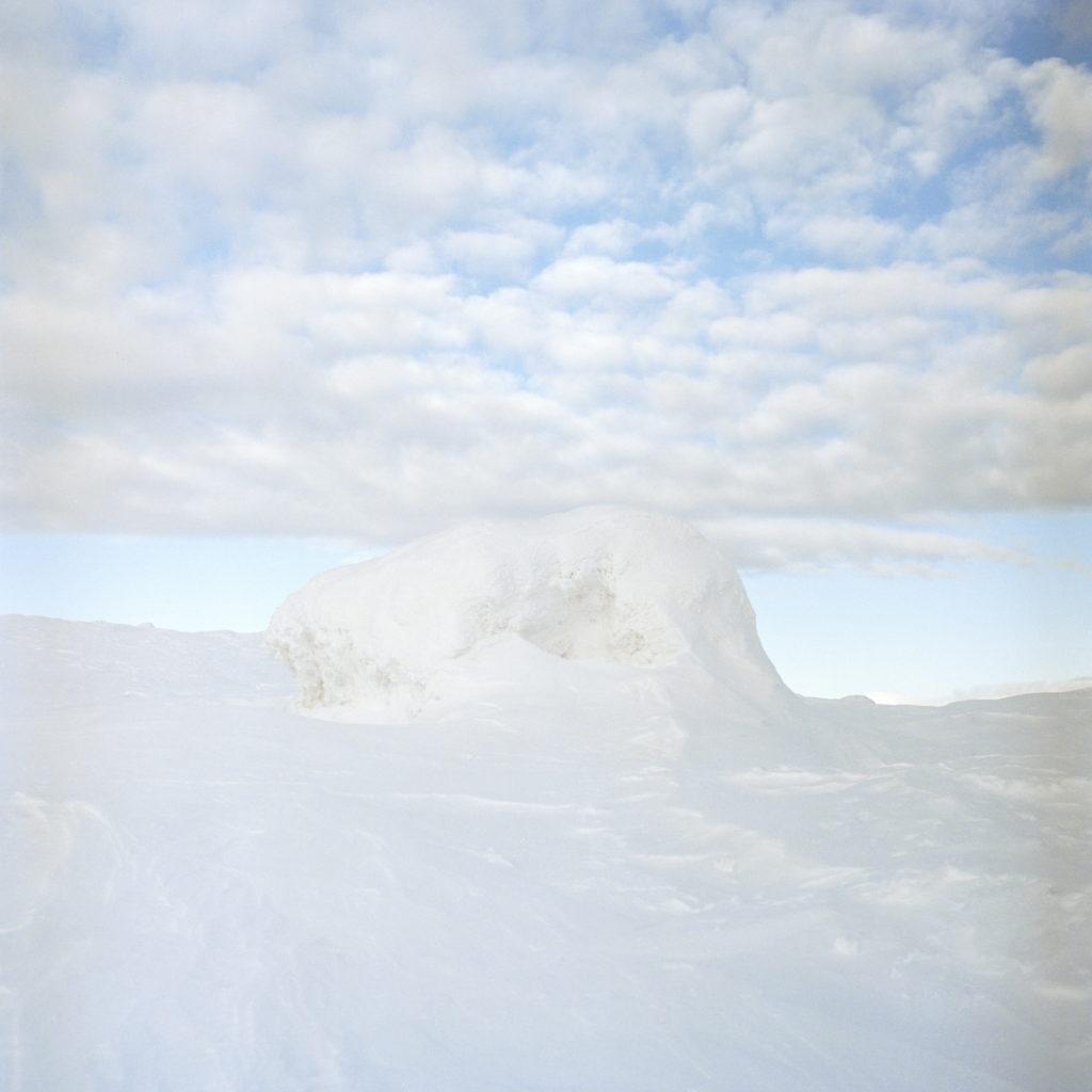 Pyhä-Luosto, Lapponia. 2017. L'area montuosa di Pyhä, Lapponia. La montagna più alta è 500 m s.l.m., e nonostante la sua modesta altitudine è tra le vette di tutto il territorio finlandese.  © Ilaria Di Biagio